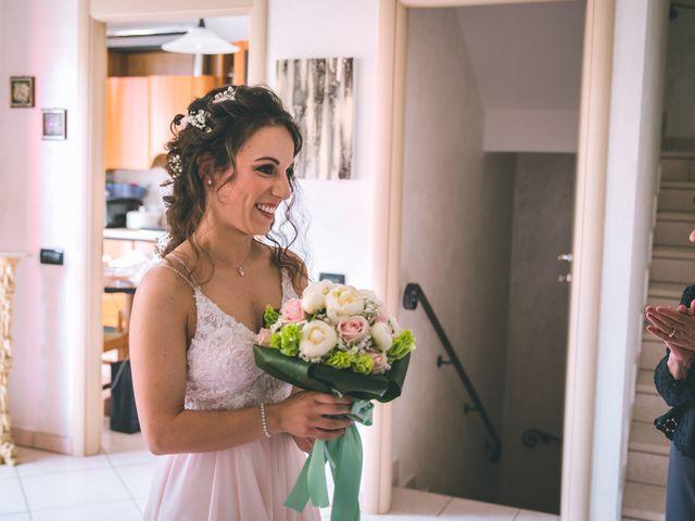 Il matrimonio di Filippo e Giulia a Montorfano, Como 36