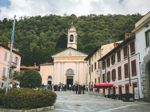Il matrimonio di Filippo e Giulia a Montorfano, Como 39