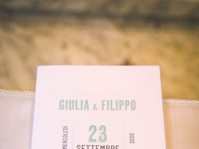 Il matrimonio di Filippo e Giulia a Montorfano, Como 41