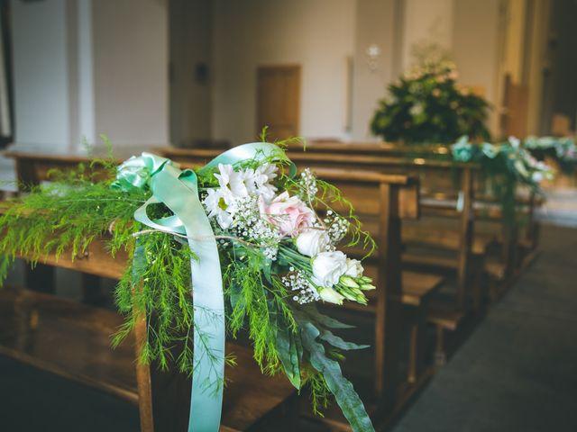 Il matrimonio di Filippo e Giulia a Montorfano, Como 43