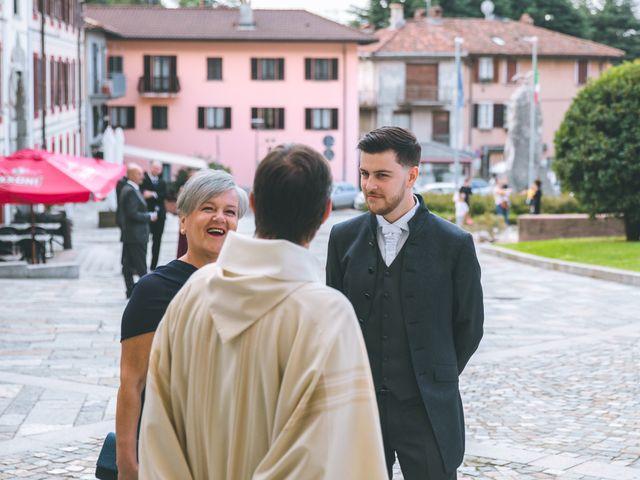 Il matrimonio di Filippo e Giulia a Montorfano, Como 46