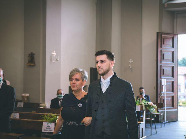 Il matrimonio di Filippo e Giulia a Montorfano, Como 48
