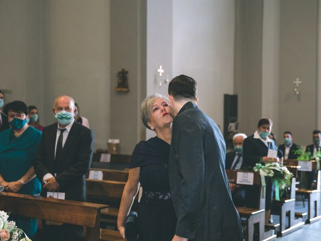 Il matrimonio di Filippo e Giulia a Montorfano, Como 49