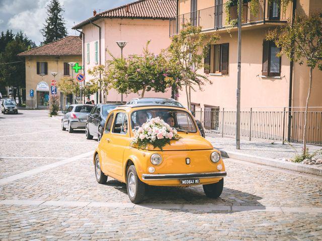 Il matrimonio di Filippo e Giulia a Montorfano, Como 51