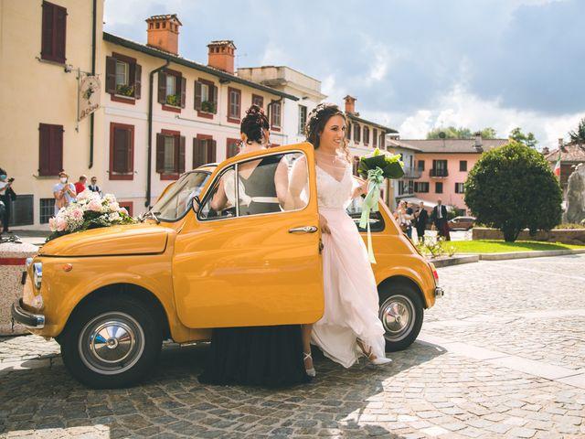 Il matrimonio di Filippo e Giulia a Montorfano, Como 53