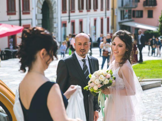 Il matrimonio di Filippo e Giulia a Montorfano, Como 56