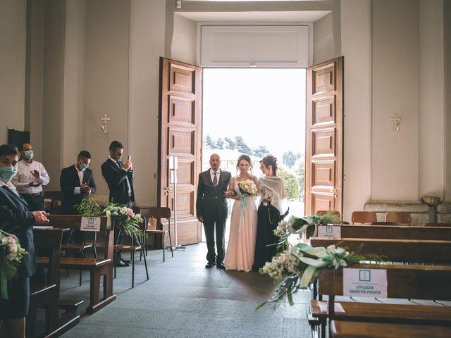 Il matrimonio di Filippo e Giulia a Montorfano, Como 59