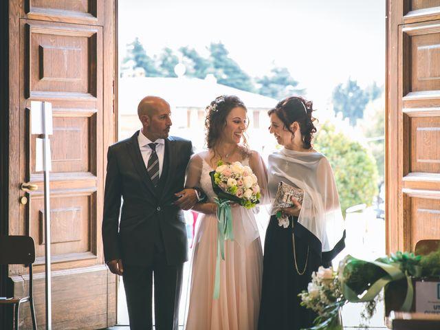 Il matrimonio di Filippo e Giulia a Montorfano, Como 60