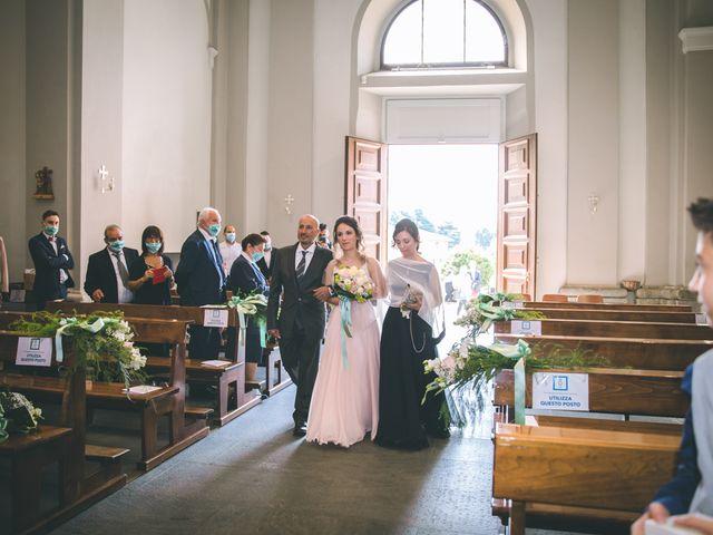 Il matrimonio di Filippo e Giulia a Montorfano, Como 61