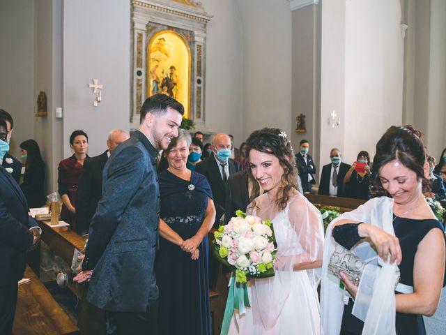 Il matrimonio di Filippo e Giulia a Montorfano, Como 63