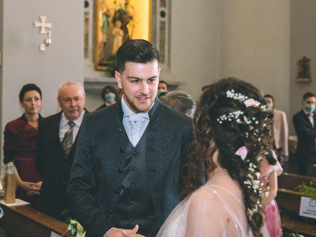 Il matrimonio di Filippo e Giulia a Montorfano, Como 64