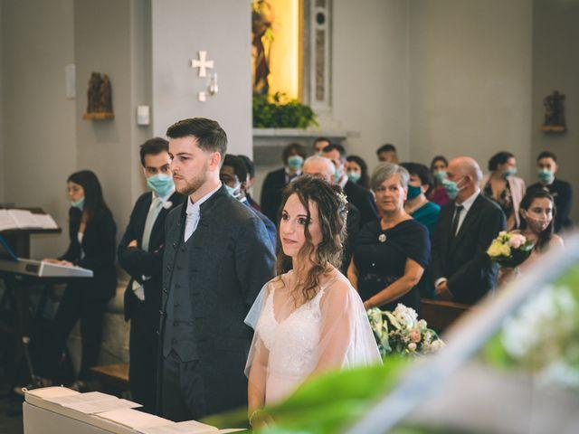 Il matrimonio di Filippo e Giulia a Montorfano, Como 65