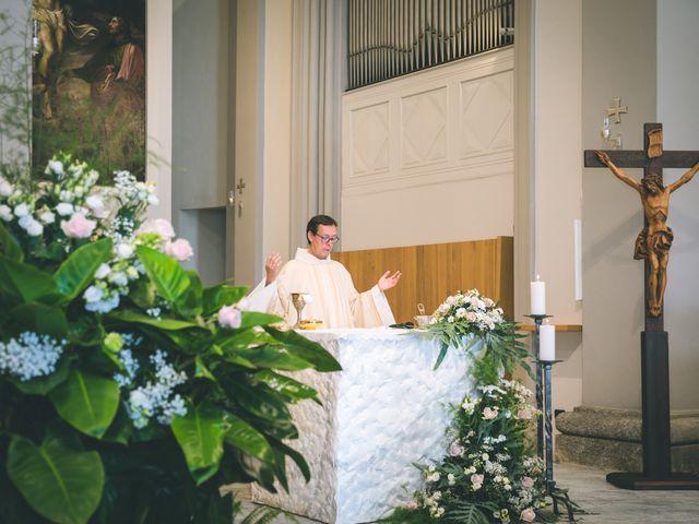 Il matrimonio di Filippo e Giulia a Montorfano, Como 66
