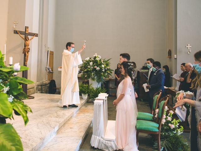 Il matrimonio di Filippo e Giulia a Montorfano, Como 67
