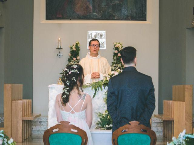 Il matrimonio di Filippo e Giulia a Montorfano, Como 69