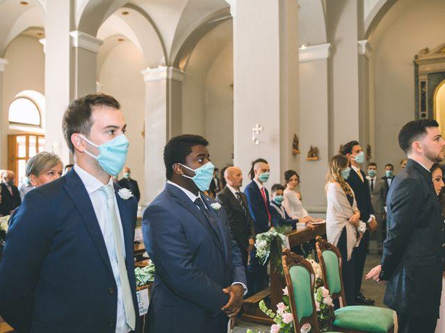 Il matrimonio di Filippo e Giulia a Montorfano, Como 71