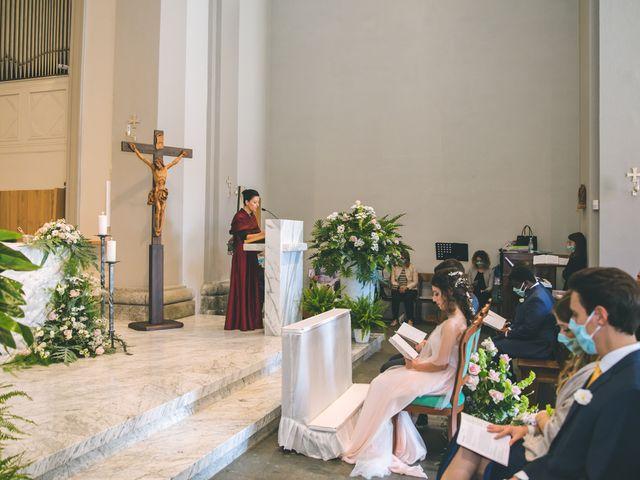 Il matrimonio di Filippo e Giulia a Montorfano, Como 73