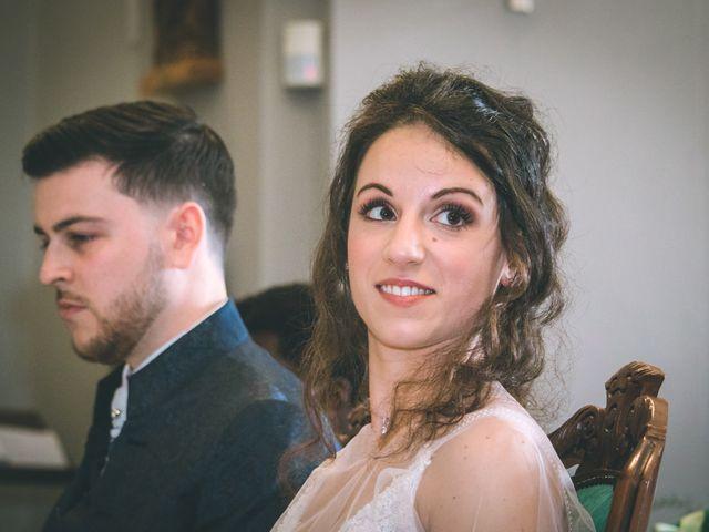 Il matrimonio di Filippo e Giulia a Montorfano, Como 75