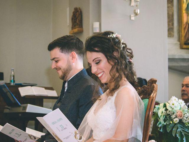 Il matrimonio di Filippo e Giulia a Montorfano, Como 76
