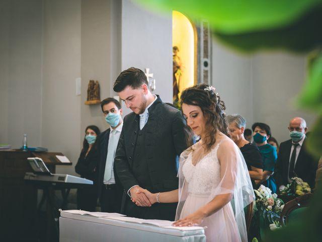 Il matrimonio di Filippo e Giulia a Montorfano, Como 81