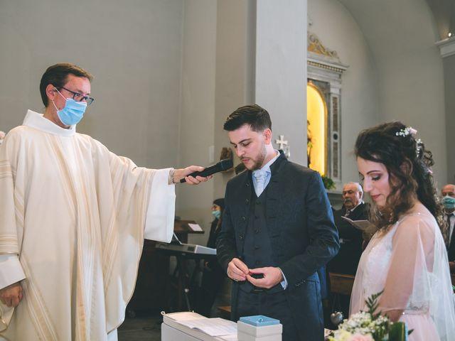 Il matrimonio di Filippo e Giulia a Montorfano, Como 87