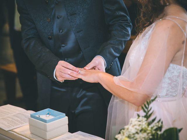 Il matrimonio di Filippo e Giulia a Montorfano, Como 88