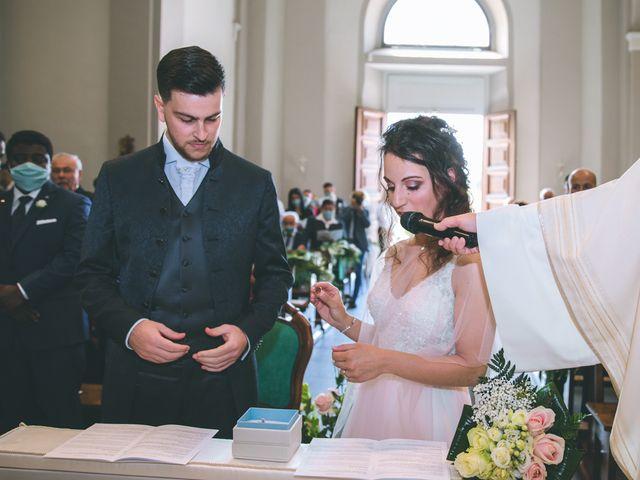 Il matrimonio di Filippo e Giulia a Montorfano, Como 90