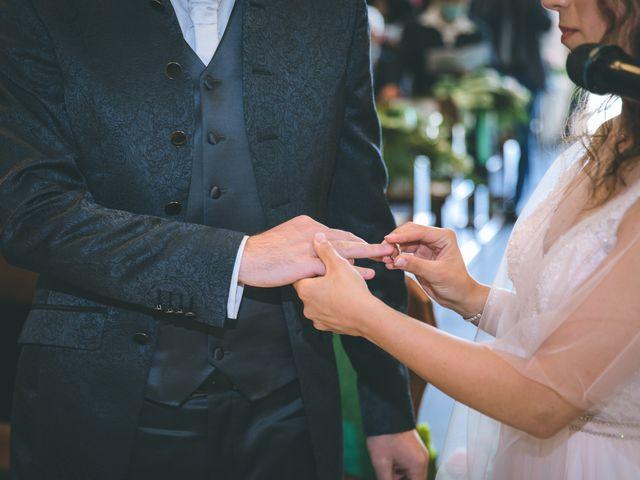 Il matrimonio di Filippo e Giulia a Montorfano, Como 91