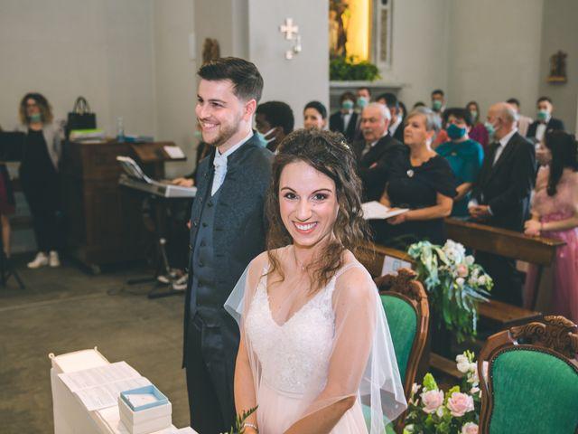 Il matrimonio di Filippo e Giulia a Montorfano, Como 93
