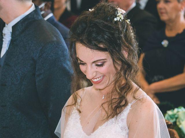 Il matrimonio di Filippo e Giulia a Montorfano, Como 94