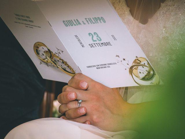 Il matrimonio di Filippo e Giulia a Montorfano, Como 100