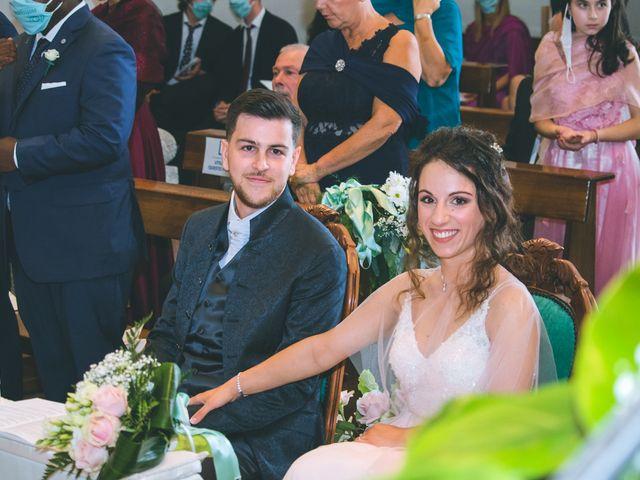 Il matrimonio di Filippo e Giulia a Montorfano, Como 101