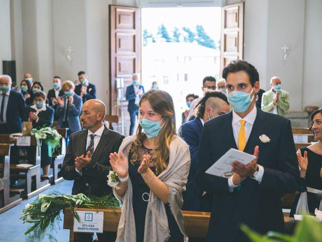 Il matrimonio di Filippo e Giulia a Montorfano, Como 104
