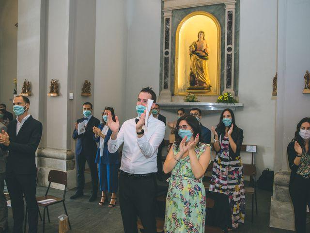 Il matrimonio di Filippo e Giulia a Montorfano, Como 105