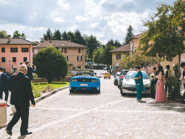 Il matrimonio di Filippo e Giulia a Montorfano, Como 117