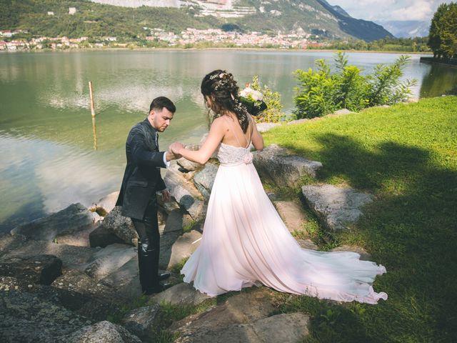 Il matrimonio di Filippo e Giulia a Montorfano, Como 118