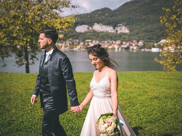 Il matrimonio di Filippo e Giulia a Montorfano, Como 132