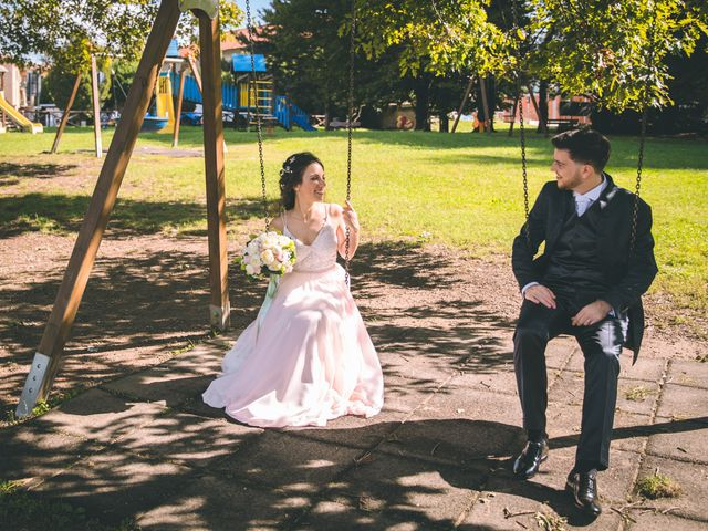 Il matrimonio di Filippo e Giulia a Montorfano, Como 134