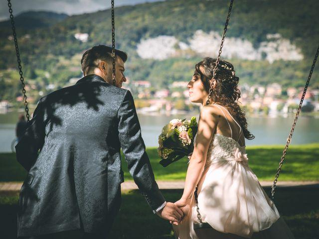 Il matrimonio di Filippo e Giulia a Montorfano, Como 137