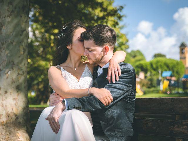 Il matrimonio di Filippo e Giulia a Montorfano, Como 146