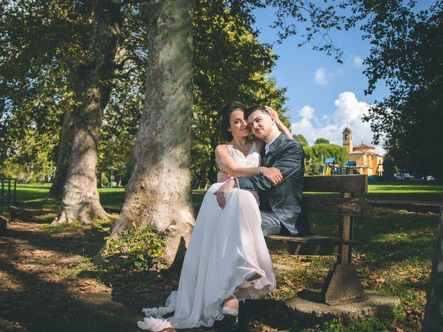 Il matrimonio di Filippo e Giulia a Montorfano, Como 149