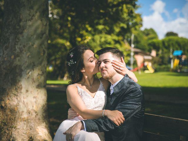 Il matrimonio di Filippo e Giulia a Montorfano, Como 150