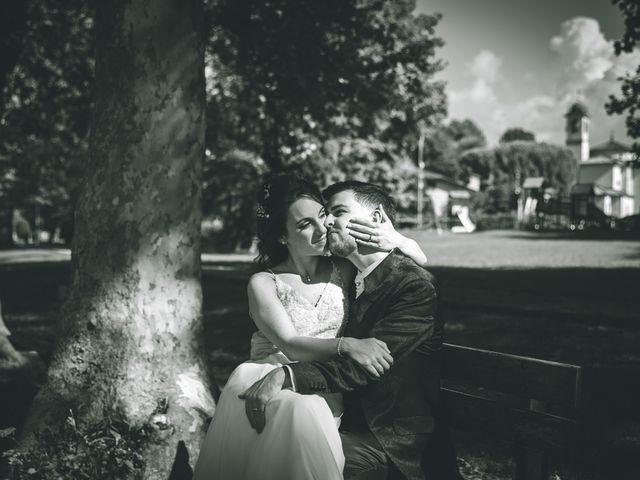 Il matrimonio di Filippo e Giulia a Montorfano, Como 151