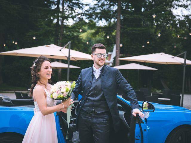 Il matrimonio di Filippo e Giulia a Montorfano, Como 158