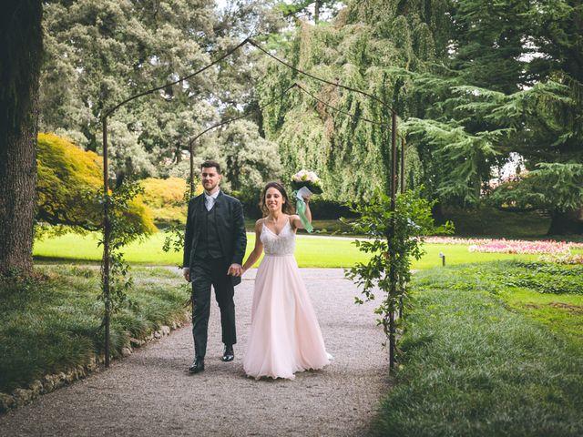 Il matrimonio di Filippo e Giulia a Montorfano, Como 160