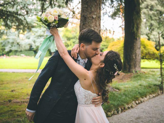 Il matrimonio di Filippo e Giulia a Montorfano, Como 162