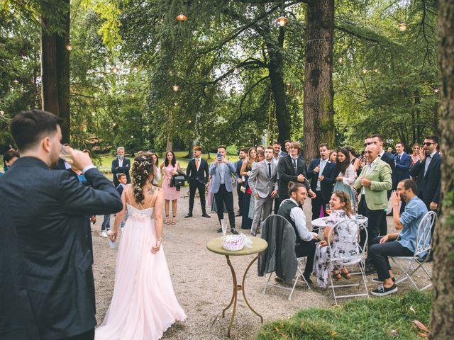 Il matrimonio di Filippo e Giulia a Montorfano, Como 165