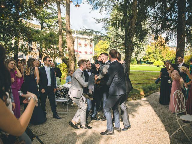 Il matrimonio di Filippo e Giulia a Montorfano, Como 168
