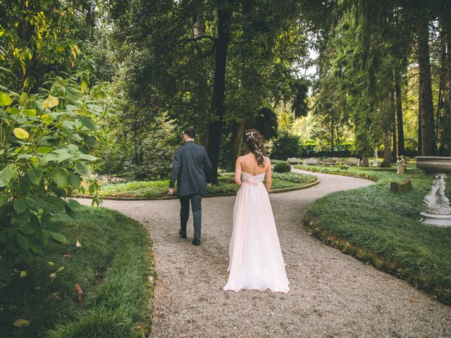 Il matrimonio di Filippo e Giulia a Montorfano, Como 191