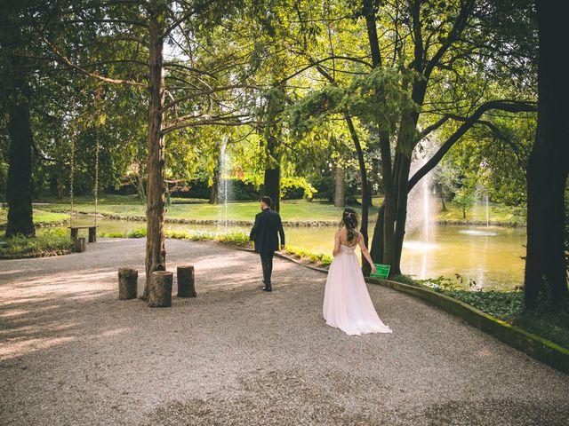 Il matrimonio di Filippo e Giulia a Montorfano, Como 192